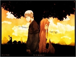 Spice And Wolf, Postacie